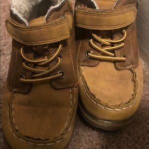 Size 10 Toddler Boy Osh Kosh Fall/Winter Boots